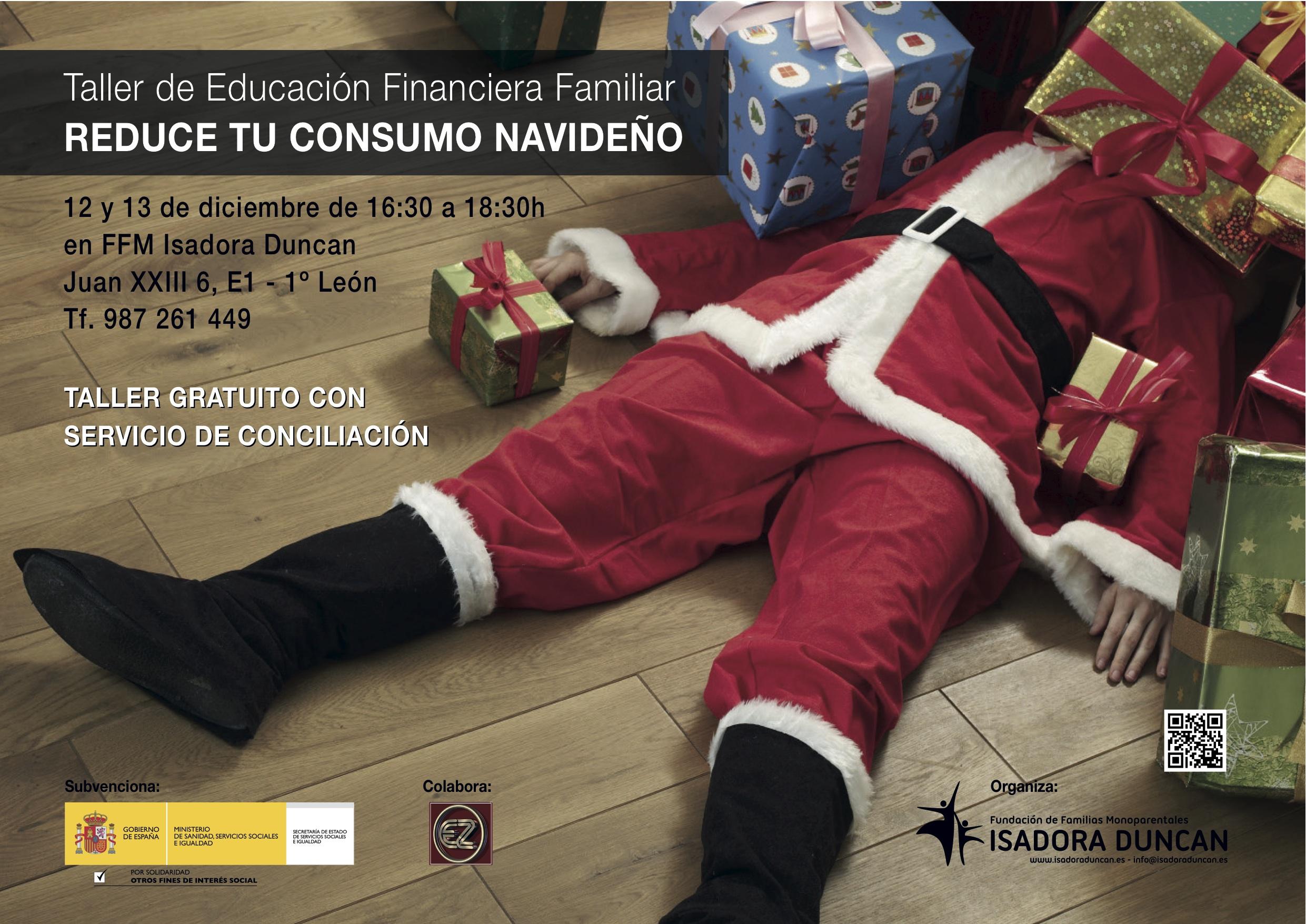 Reduce tu consumo navideño